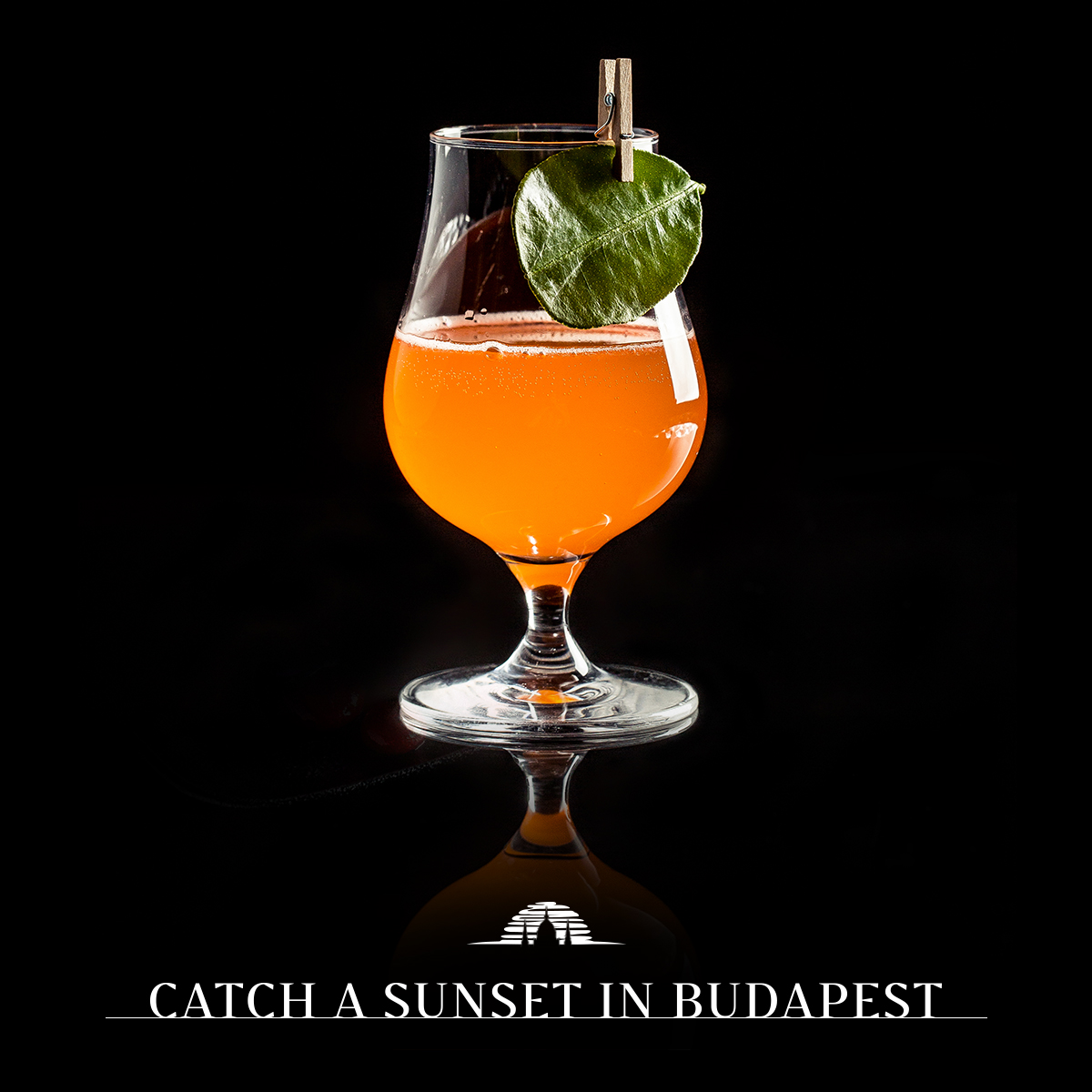 Catch a cocktail in Budapest