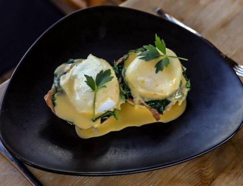 Eggs Benedict, a tuti reggeli New Yorkból